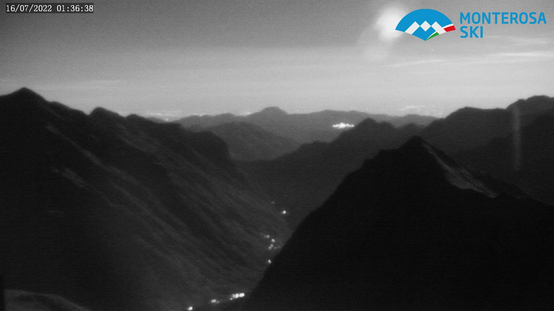 Panorama sulla Valsesia