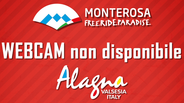 webcam Alagna - funivia